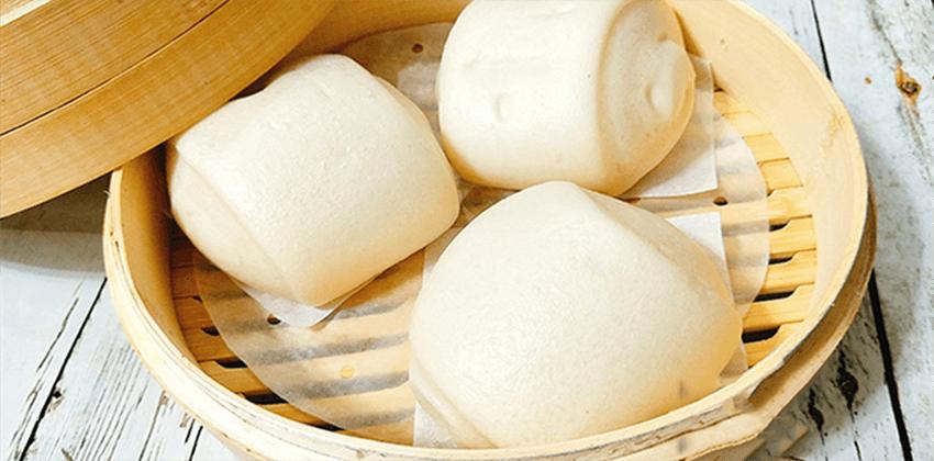 Món bánh bao sữa truyền thống đặc biệt phù hợp cho những bữa sáng bận rộn