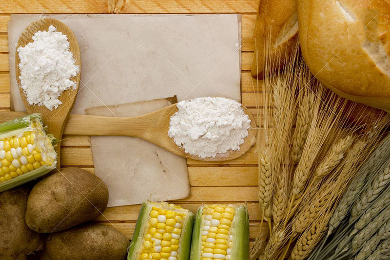 Nguyên liệu cần chuẩn bị cho món bánh ngô chiên sữa