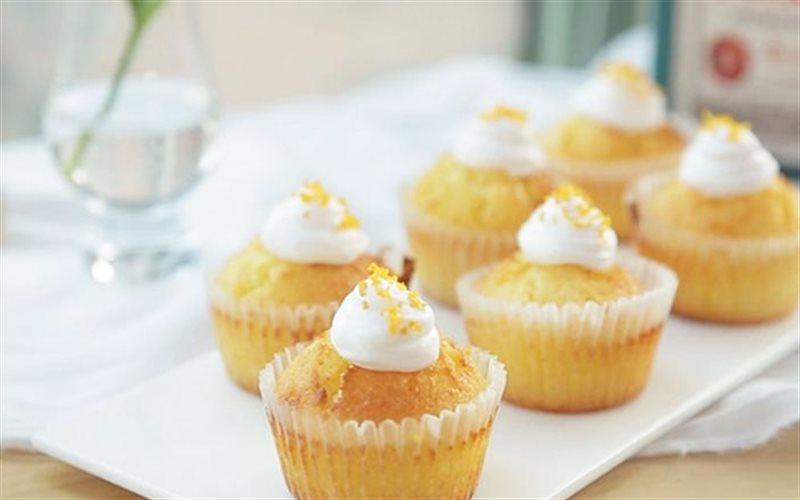 Bánh cupcake từ nồi chiên không dầu có nhiều ưu điểm nổi bật