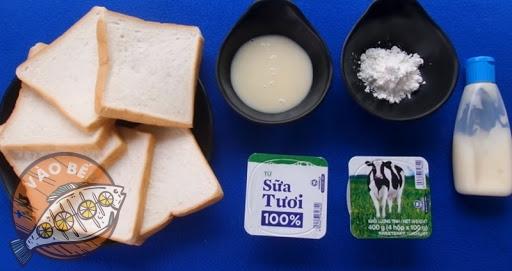 Nguyên liệu làm bánh sữa chua đơn giản, dễ tìm