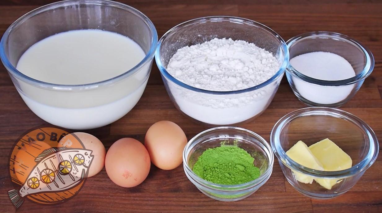 Chuẩn bị nguyên liệu sẵn sàng để làm bánh thôi nào!
