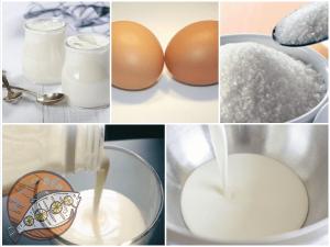 cách làm kem sữa chua