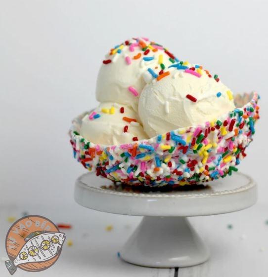 cách làm kem ngon tại nhà